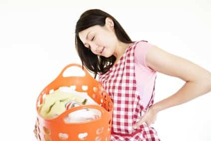 腰痛の改善には生活習慣の見直しも必要になります