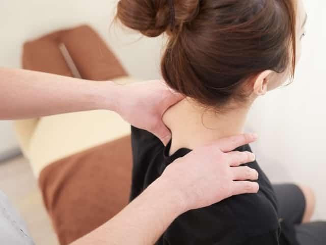 身体の各部を細かくチェックして最適な調整を行います